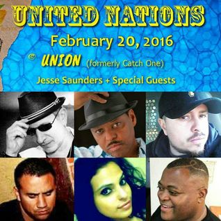 United Nations mixed by Jerry Flores Feb 2016