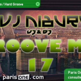 Dvj Niburu - Groove Me 17 (Paris One Reverse)