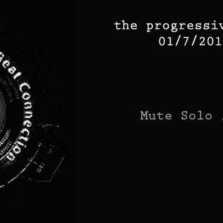 "Mute Solo - Guest Mix @ The Source Radio/""The Progressive Vibe"" show"