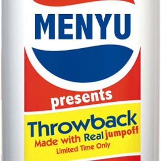 menyu presents: throwback- made with real jumpoff (volume one)