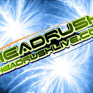 headrush live  radio  set   nrg  vibes