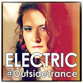 OUTSIDE with Proxi & Alex Pepper 06.03.16 - Divas of Trance: Ana Criado