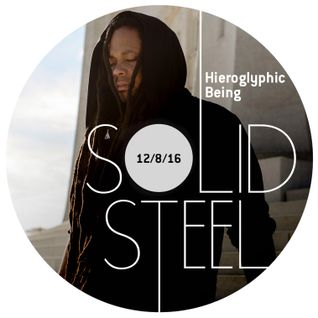 Solid Steel Radio Show 12/8/2016 Hour 1 - Hieroglyphic Being