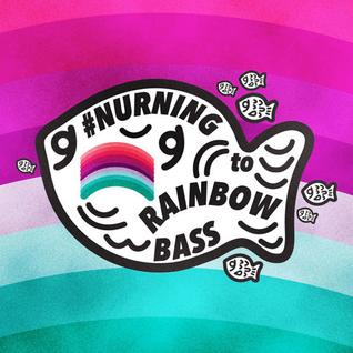彡 #Nurning To Rainbowbass - Sarah Farina for Kraftfuttermischwerk   2014