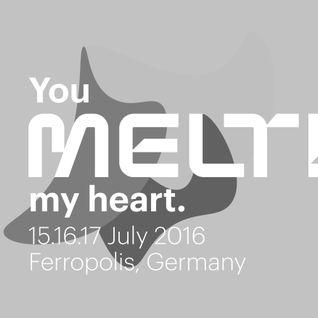 Oliver Koletzki - Live @ Melt! Festival 2016 Germany - 14.JUL.2016
