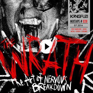 Mixtape KONGFUZI #28: Wrath, a metal summer 2014!!