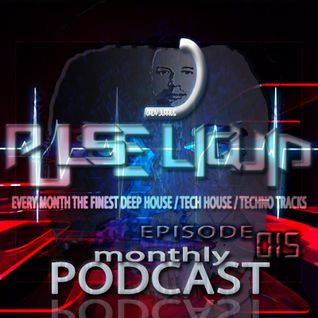 Jordy Jurrius - Pulse Liquid Episode 015 (September 2014)