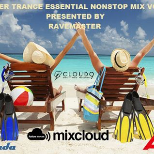 DJ Ravemaster - Summer Trance Essential Nonstop Mix Vol.14