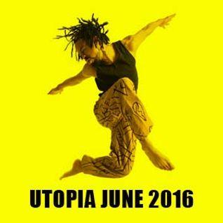 UTOPIA JUNE 2016 (LATIN TRIBAL EDITION)
