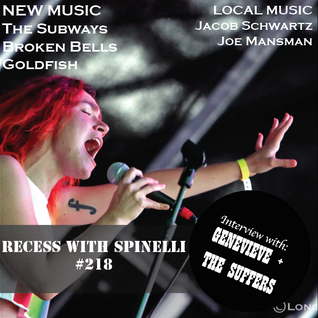 RECESS with SPINELLI #218, Genevieve + The Suffers