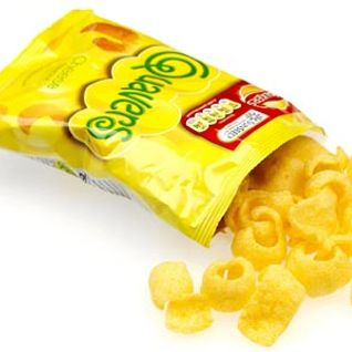 Cheesy Quavers