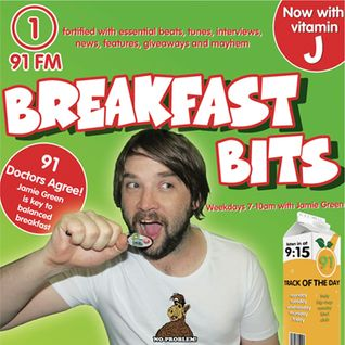 Friday Breakfast (29/4/16) with Jamie Green