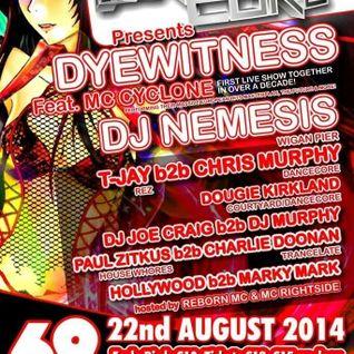 Dancecore 001 DJ Nemesis