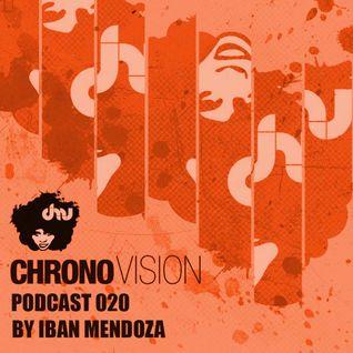 Chronovision Ibiza Pod 020 feat Ibán Mendoza /// Ibiza Sampler 2013 Artist ///