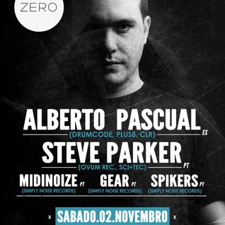 Gear @ ZERO - SS Events with Alberto Pascual - 02.11.2013