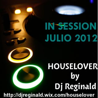 Dj Reginald - Session Julio 2012
