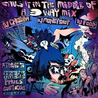 DJ Cheeba/DJ Moneyshot/DJ Food - Caught In The Middle of A 3-Way Mix
