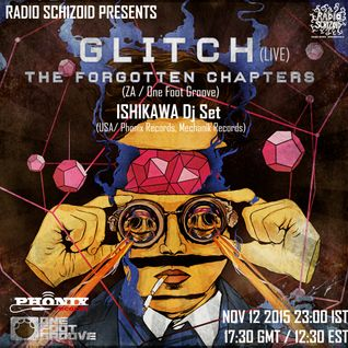 Ishikawa - Pump Room [Radio Schizoid Nov 12 2015]
