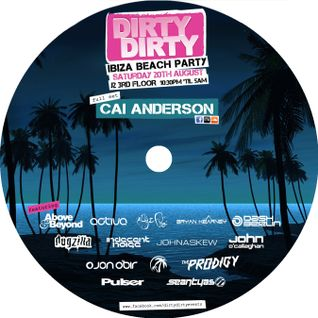 DirtyDirty's Ibiza Beach Party