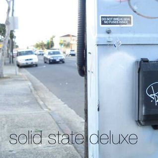 Solid State Deluxe ::: A Blue Thing