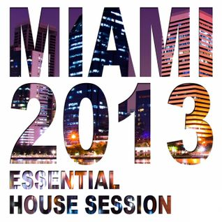 WMC Miami 2013 Sampler - Nik Dee Live for StrictlyHouseFM - 15th March
