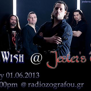 Jester's Dance - RadioShow @ Radiozografou.gr - 01-06-2013 , With Guests Innerwish