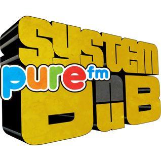 SystemDub radio show 24.01.2015 - Pure FM