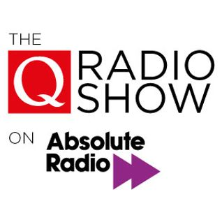 Q Radio Show on Absolute Radio 24th August