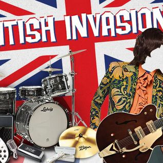 The British Invasion volume 3.