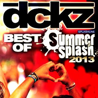 Best of Summer Splash 2013 (DCKZ Mixtape)