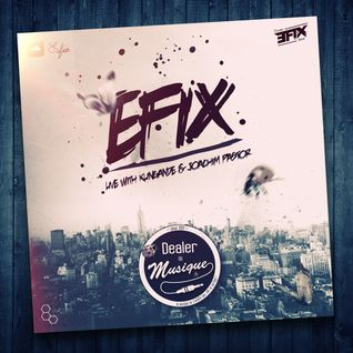 Efix @ THC Summercamp #2 (Villa Rouge) - 25.07.2013