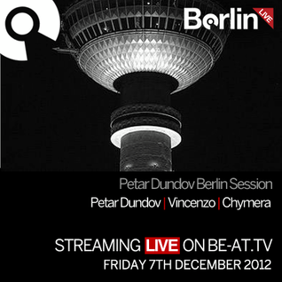 Vincenzo @ Berlin Session (07-12-2012)
