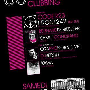 Coder 23 a.k.a. Front 242 DJ Set