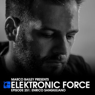 Elektronic Force Podcast 251 with Enrico Sangiuliano