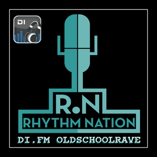 Rhythm Nation on DI.FM July 2016 - DJ-K
