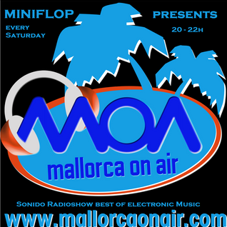 Sonido Radioshow by Miniflop 6-04-2013