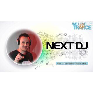 Next DJ live @ We Love Trance CE 017 (Alternativa Club Poznan 28-11-15)