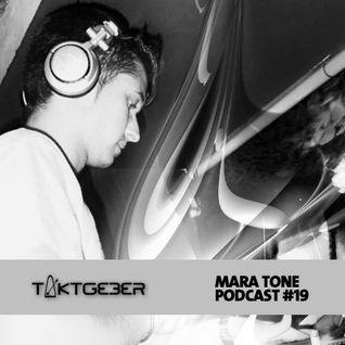 Mara Tone - Taktgeber Podcast #19