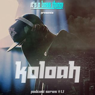 IABT Podcast Series # 1.1 KOLOAH