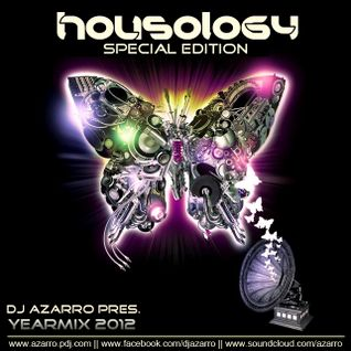 HOUSOLOGY Podcast Episode 24 (YEARMIX 2012)
