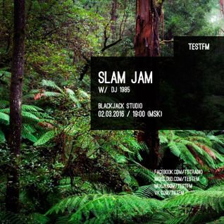Slam Jam #8 w/ DJ 1985 - JUNGLE SPECIAL - 02/03/2016