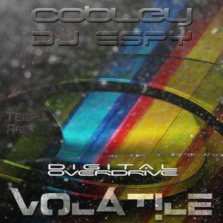 Cobley & DJ Espy - Digital Overdrive goes VOLATILE EP116