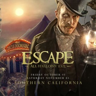 Dash Berlin - Live @ Escape All Hallows Eve (California, USA) - 31.10.2014