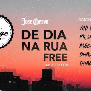 Alec Araujo @ Garage Club (Na Rua) - São Paulo - Brazil - 29/05/2016