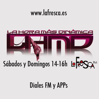 La hora más dinámica. 31 Julio 2016. Alejandro Martín. La Fresca FM. Sábados-Domingos 14-16h