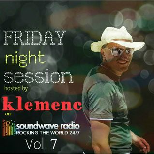Friday Night Session Vol.7 LIVE @ SOUNDWAVERADIO.net