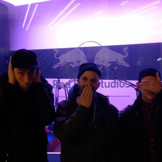 NeverNotWorking 03/09/15 live from RedBullStudiosNY with Akalepse