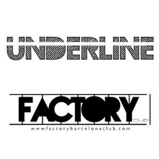 Mark Os plays Deep House opening UNDERLINE @ Factory BCN Christmas Eve 2011