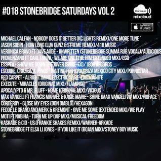 018 StoneBridge Saturdays Vol 2