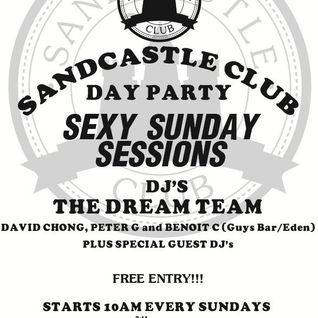 "Mix Benoit C.""Ssssexy Sunday Sessions"" Pre-Opening ""SandCastel Beach Club"" KohPhangan - 03-11-2013 -"